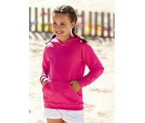Kids Lightweight Hooded Sweat
