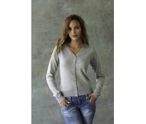 Kariban Emma Ladies V-Neck Cardi